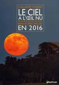Guillaume Cannat - Le ciel à l'oeil nu - Mois par mois les plus beaux spectacles.