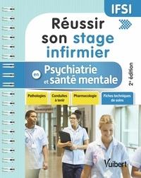 Réussir son stage infirmier en psychiatrie et santé mentale - Guillaume Chabridon |