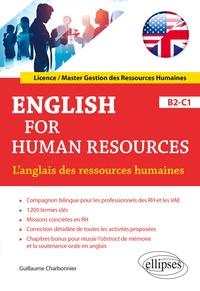 Guillaume Charbonnier - L'anglais des ressources humaines B2-C1.