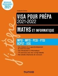 Guillaume Connan - Maths et informatique - Visa pour la prépa 2021-2022 - MPSI-MP2I-PCSI-PTSI-BCPST-ECG.