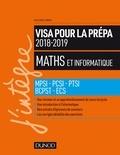 Guillaume Connan - Visa pour la prépa, Maths et informatique - MPSI - PCSI - PTSI - BCPST - ECS.