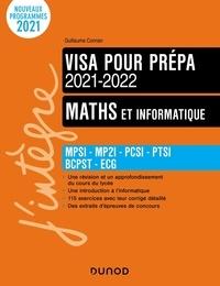 Guillaume Connan - Visa pour la prépa, Maths et informatique - MPSI - MP2I - PCSI - PTSI - BCPST - ECS.
