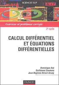 Guillaume Constans et Dominique Azé - .