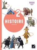 Guillaume d' Hoop et Arnaud Donneger - Histoire 2nde - Livre de l'élève.