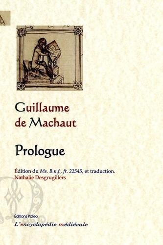 Guillaume de Machaut - Prologue.