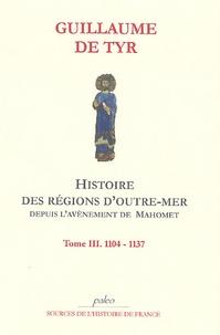 Deedr.fr Histoire des régions d'Outre-Mer Tome 3 Image
