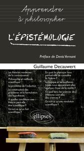 Guillaume Decauwert - L'épistémologie.