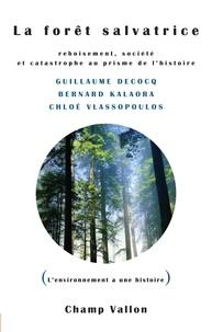 Guillaume DECOCQ et Bernard Kalaora - La forêt salvatrice - Reboisement, société et catastrophe au prisme de l'histoire.