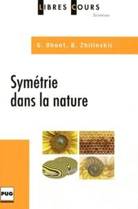 Histoiresdenlire.be Symétrie dans la nature Image