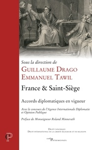 Emmanuel Tawil et Guillaume Drago - France & Saint-Siège.