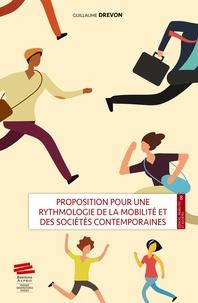 Ucareoutplacement.be Proposition pour une rythmologie de la mobilité et des sociétés contemporaines Image