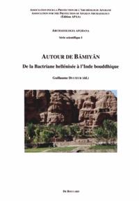 Guillaume Ducoeur - Autour de Bamiyan - De la Bactriane hellénisée à l'Inde bouddhique.