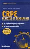 Guillaume Dumont et Serge Puechberty - CRPE Histoire et géographie - Concours de recrutement des professeurs des écoles.