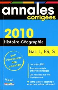 Guillaume Dumont et Roger Revuz - Histoire-Géo Bac L, ES, S 2010.