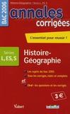 Guillaume Dumont et Roger Revuz - Histoire-Géographie Education civique Bac L, S, ES.