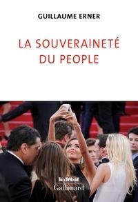 Guillaume Erner - La souveraineté du people.