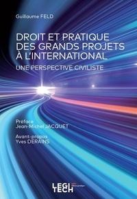 Guillaume Feld - Droit et Pratique des Grands Projets à l'International - Une perspective civiliste.