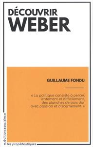 Guillaume Fondu - Découvrir Weber.