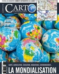 Guillaume Fourmont - Carto N° 61, septembre-oct : La mondialisation.