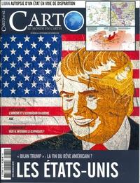 Guillaume Fourmont - Carto N° 62, novembre-déce : Les Etats-Unis.