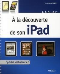 A la découverte de son ipad - Guillaume Gete | Showmesound.org