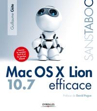 Guillaume Gete - Mac OSX Lion 10,7 efficace.