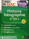 Guillaume Gicquel - Histoire Géographie 1e ES-L.