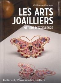Guillaume Glorieux - Les arts joailliers - Métiers d'excellence.