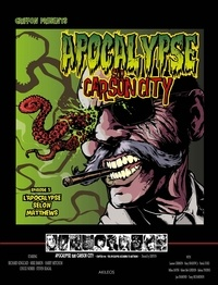 Guillaume Griffon - Apocalypse sur Carson City Tome 5 : L'apocalypse selon Matthews.