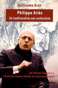 Openwetlab.it Philippe Ariès, un traditionaliste non-conformiste - De l'Action française à l'Ecole des hautes études en sciences sociales (1914-1984) Image
