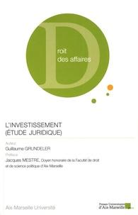 Corridashivernales.be L'investissement (étude juridique) Image
