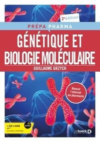 Guillaume Grzych - Génétique et biologie moléculaire.