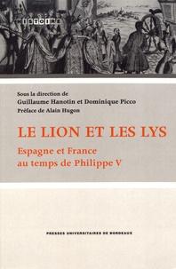 Le lion et les lys - Espagne et France au temps de Philippe V.pdf