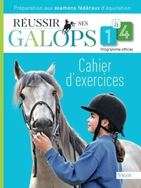 Guillaume Henry - Réussir ses galots 1 à 4 - Cahier d'exercices.