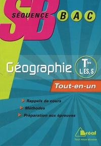 Guillaume Jacono et Caroline Loock-Hertzog - Géographie Tle L, ES, S - Tout-en-un.