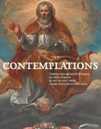 Histoiresdenlire.be Contemplations - Tableaux des églises de Bretagne, 26 chefs-d'oeuvres du XVIe au XVIIIe siècle classés monuments historiques Image