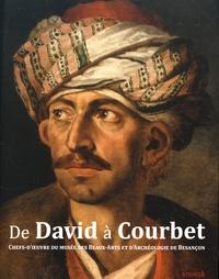 Histoiresdenlire.be De David à Courbet - Chefs-d'oeuvre du musée des Beaux-Arts et d'Archéologie de Besançon Image