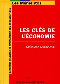 Les clés de l'économie - Guillaume Laravoire   Showmesound.org