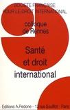 Guillaume Le Floch et Thibaut Fleury Graff - Santé et droit international.