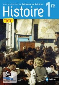 Guillaume Le Quintrec - Histoire 1re.