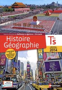 Guillaume Le Quintrec et Eric Janin - Histoire Géographie Tle S - Livre de l'élève.