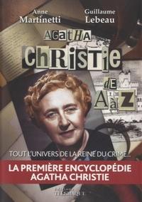 Guillaume Lebeau - Agatha Christie de A à Z.