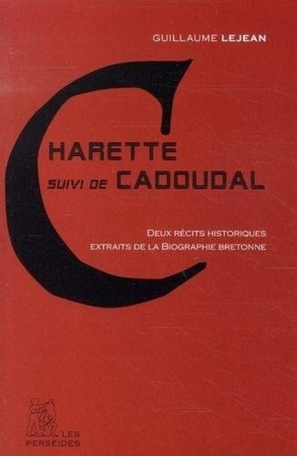 Guillaume Lejean - Charette suivi de Cadoudal.