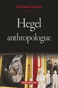 Deedr.fr Hegel, anthropologue Image