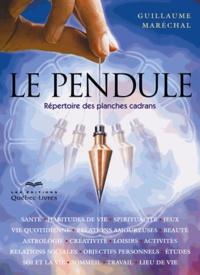 Guillaume Maréchal - Le pendule - Répertoire des planches cadrans.