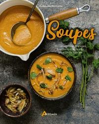 Guillaume Marinette - Soupes - 150 recettes de potages, bouillons et veloutés pour toute l'année.