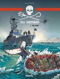 Guillaume Mazurage - Sea Shepherd - Milagro.