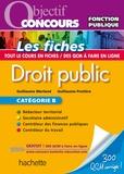 Guillaume Merland - Objectif Concours Fiches Droit Public.