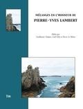 Guillaume Oudaer et Gaël Hily - Melanges en l'honneur de Pierre-Yves Lambert.