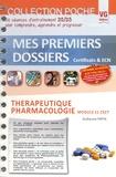 Guillaume Pépin - Thérapeutique pharmacologie - Module 11CSCT.